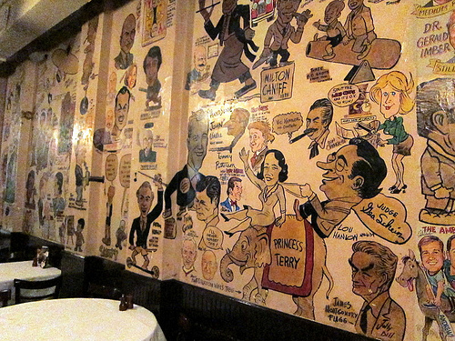Review: The Palm Restaurant In New York City