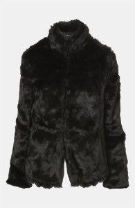 Topshop's Faux Fur Jacket