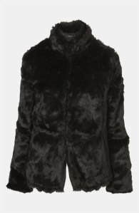 Topshop's Faux Fur Jacket