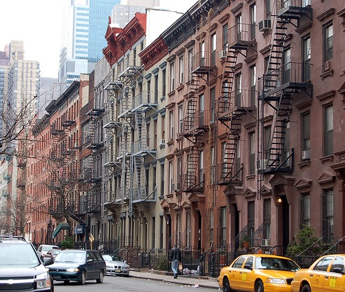 Hell S Kitchen New York Apartments