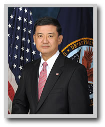 Honorable Eric K. Shinseki, Secretary of Veterans Affairs