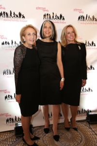 Gala Co-Chair Alice K. Netter, Ackerman President & CEO Lois Braverman and Gala Co-Chair Martha Fling. Photo by Erico Ribeiro.