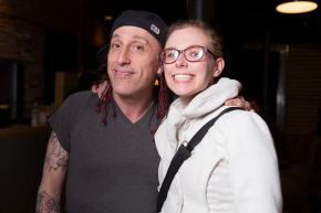 Me and Morgan Rose, Sevendust at Architekt Music.
