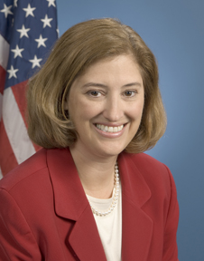 Dr. Laurie Leshin (photo credit: www.nasa.gov)